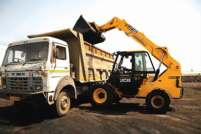 JCB Telescopic Handlers Price India